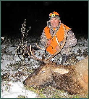 Hills Guide Service - Colorado Elk Hunting Outfitter